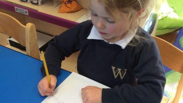 Writing large