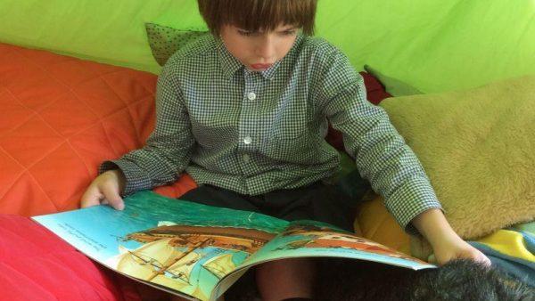 Reading large