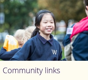 Links with the Community