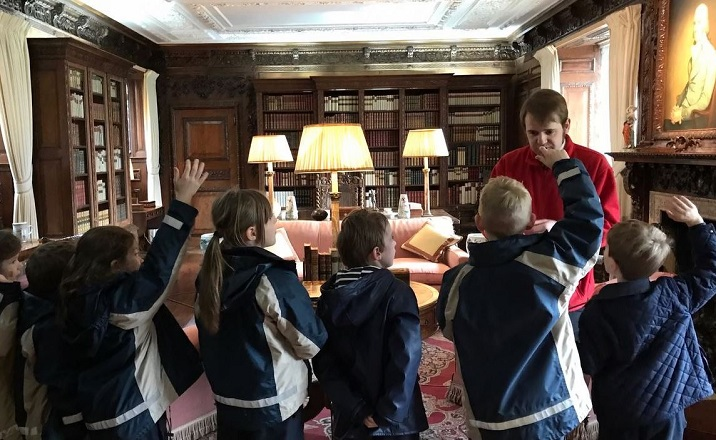 Video: Years 2 and 3 visit Hever Castle and Gardens