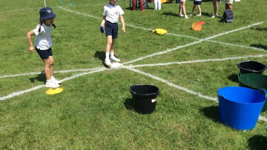 A Very Special Sports Day 2019