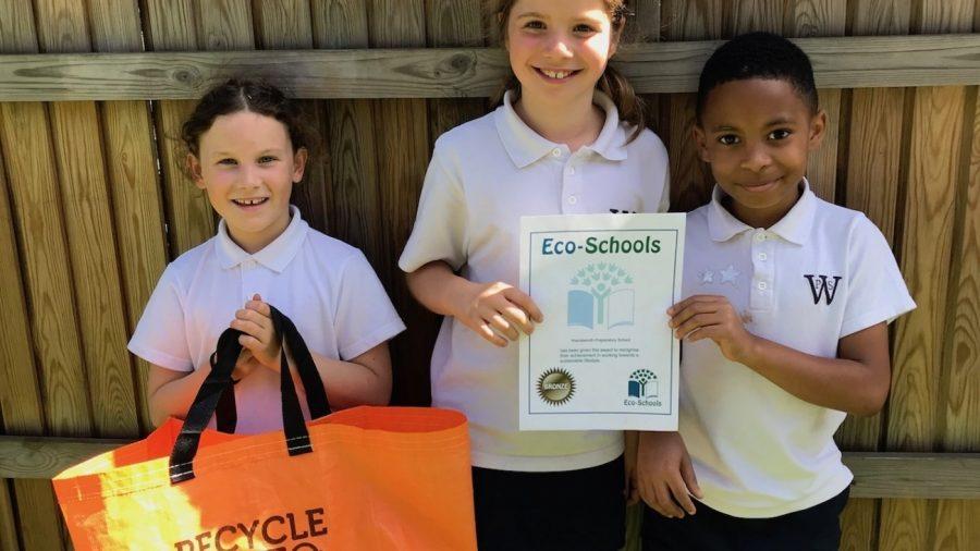Wandsworth Prep Accepts Bronze Eco-Schools Award