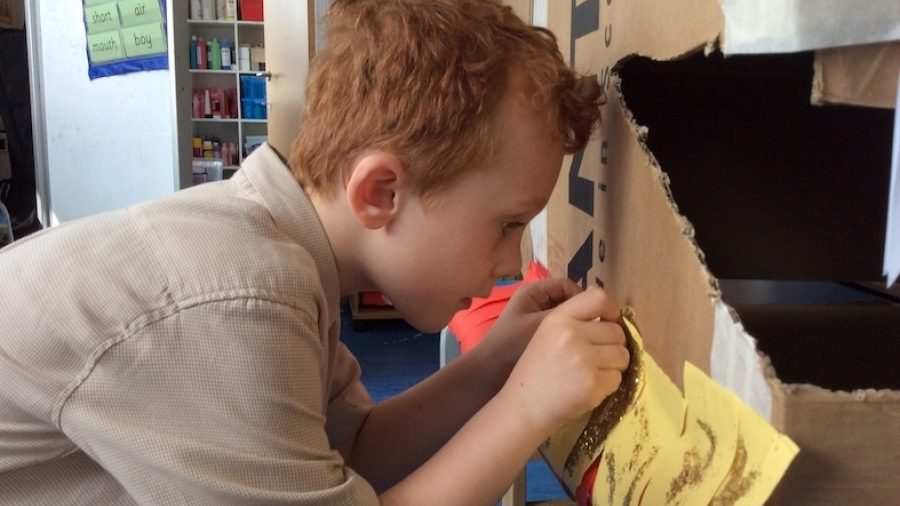 Year 1 Get Creative to Expand Cultural Knowledge