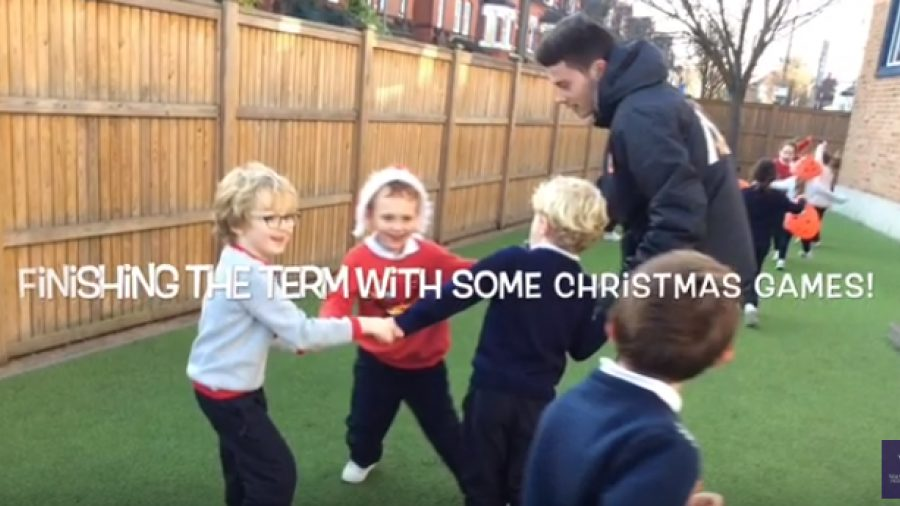 Competitive Sporting Events and Creative Festive Fun