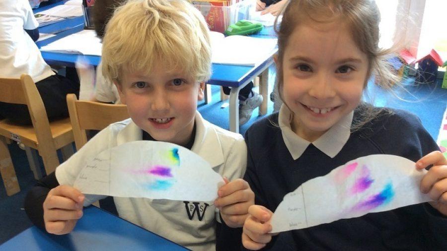 Inspiring learning during British Science Week