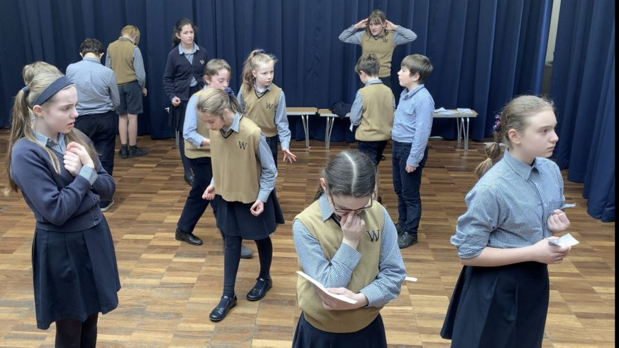 Giving Year 6 a positive start to Shakespeare