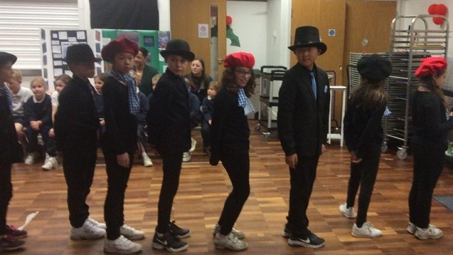 Upper School Detective Showcase
