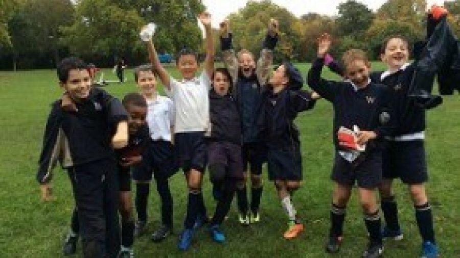 Sport Round Up: WPS hold their first fixture of the year and Reception enjoy their first PE lesson