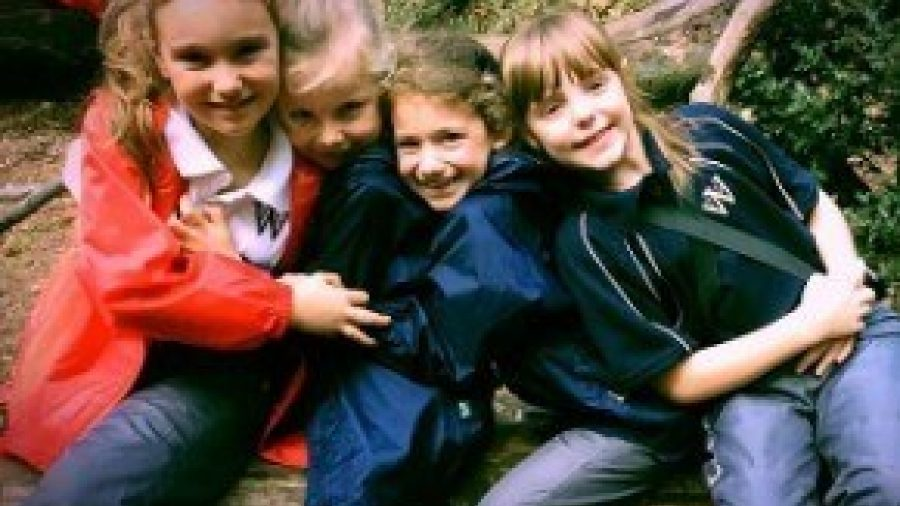 Video: Years 2 and 3 at Forest School