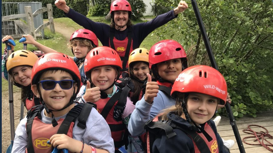 Year 3 / 4 Residential