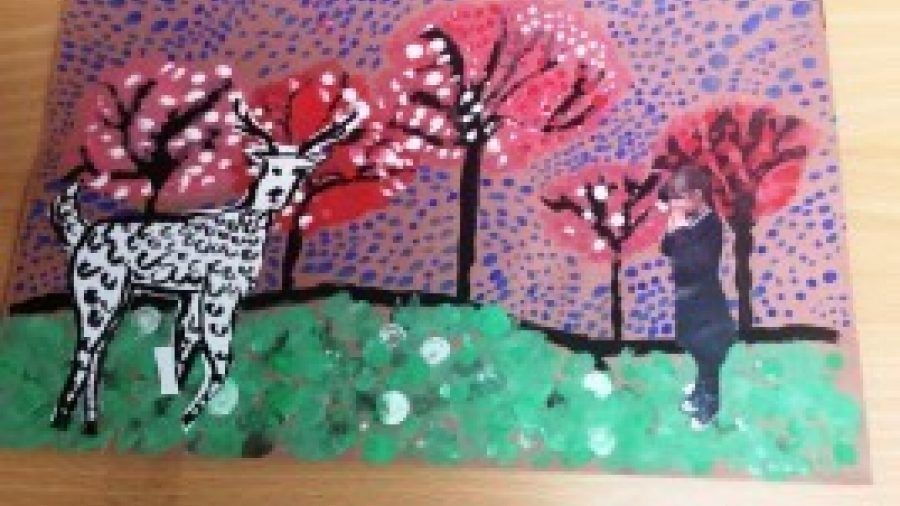Wandsworth Prep's Art Auction in aid of Great Ormond Street Hospital