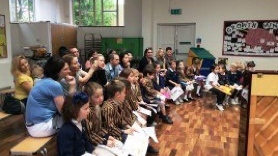 Piano Practice Workshop for Parents