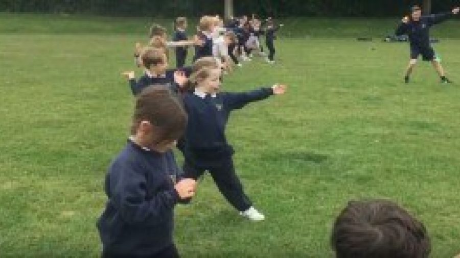 Key Stage 1 Athletics