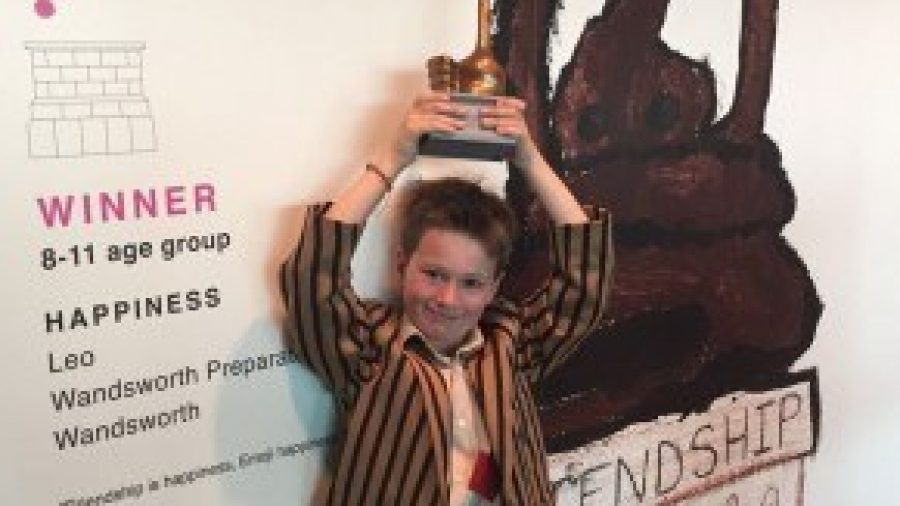 Wandsworth Prep pupil wins prize in Fourth Plinth Art Competition
