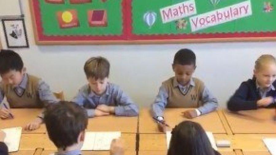 Wandsworth Prep's Maths Week