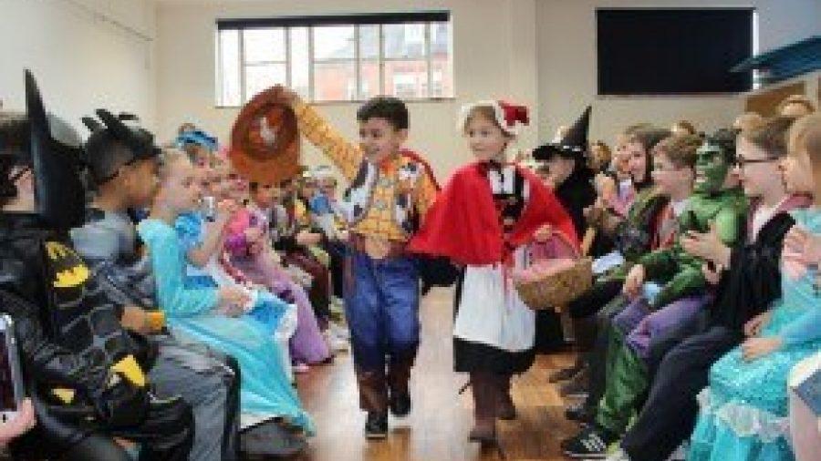 Wandsworth Prep School celebrates World Book Day