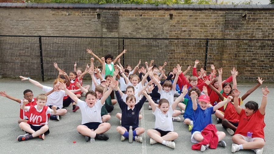 Sport Round Up: Athletics and Dodgeball