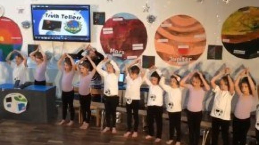 Key Stage 1's Project Showcase