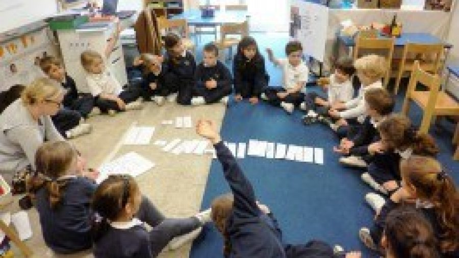 Year 1 and 2's Enquiry-Led Project