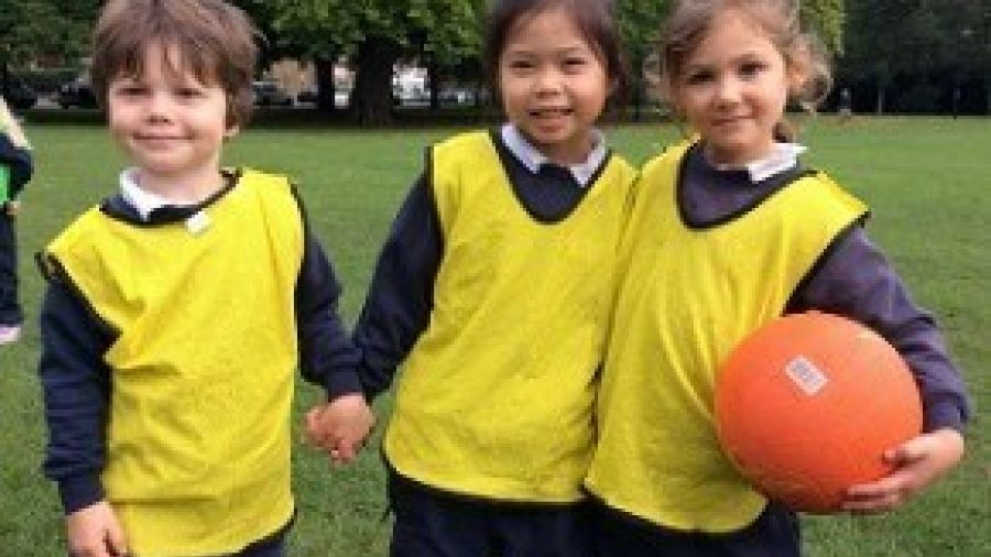 Sport Round Up: Practising Netball Passes and Archery Club