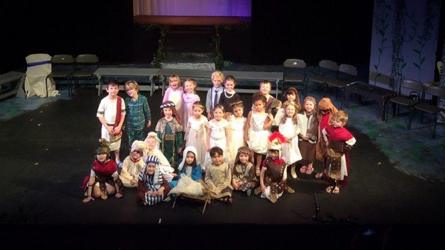 Lower School Perform at Putney Arts Theatre
