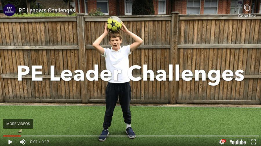 PE Leaders Challenge