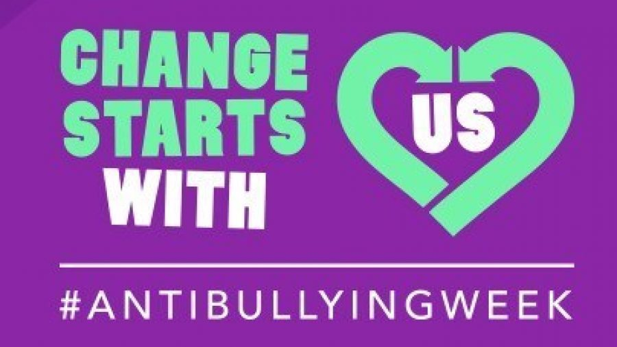 Change starts with us on Anti-Bullying Week
