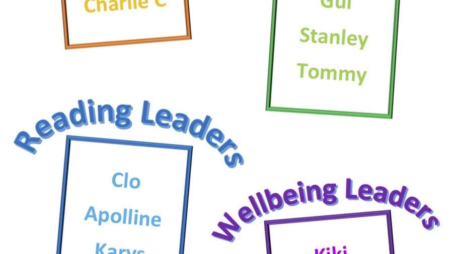 Year 6 Leadership and Responsibility Roles