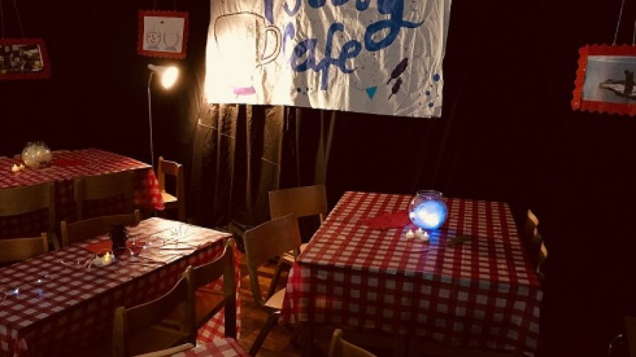 Exploring 'Change' in the Poetry Café