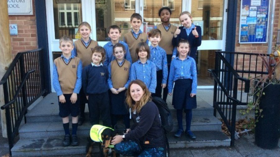 WPS School council - Keep Wandsworth clean!