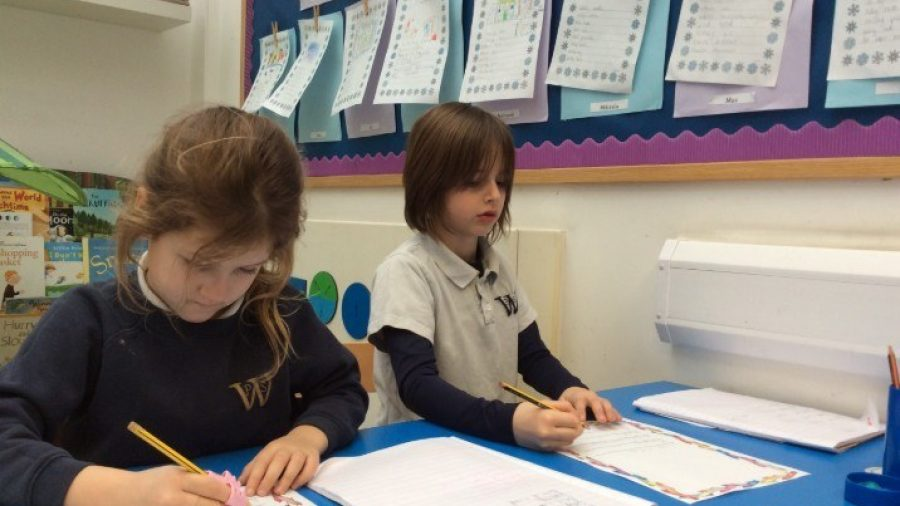 Poetry in Year One