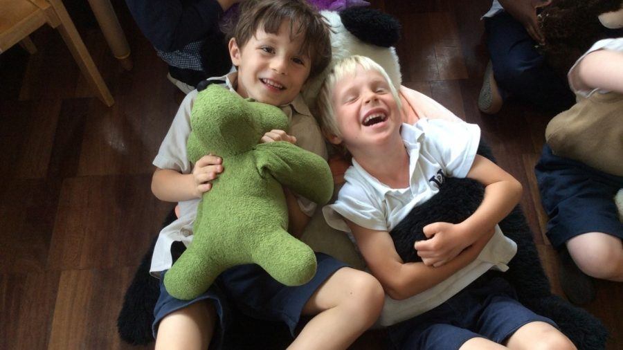 Reception's Teddy Bear Picnic
