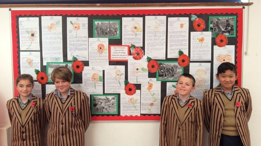 The Royal British Legion's 'Thank you' Campaign