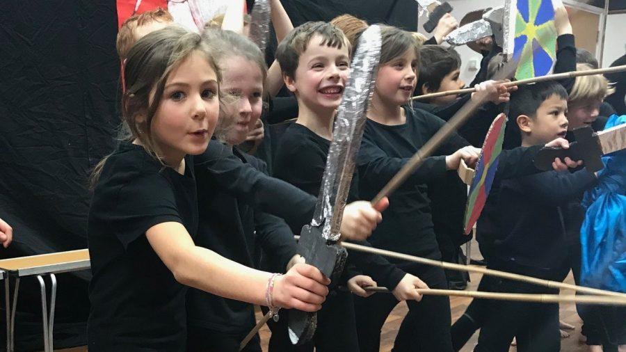 A Dramatic Middle School Showcase