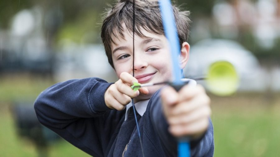 Little Arrows Archery Club