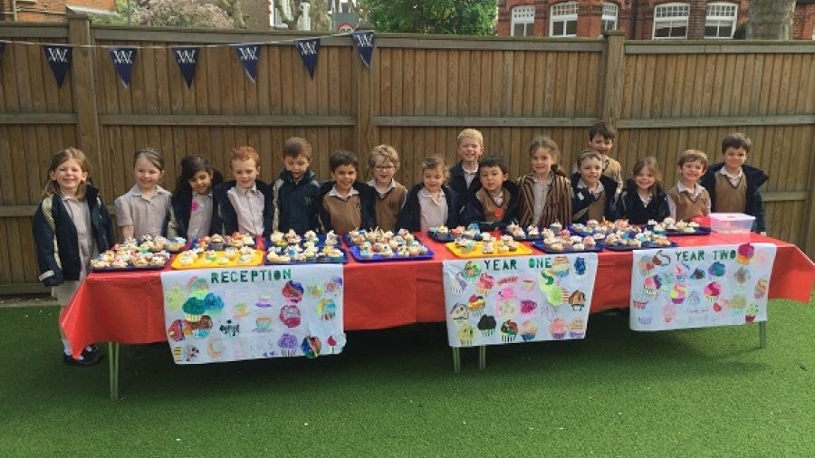 Charity Bake Sale