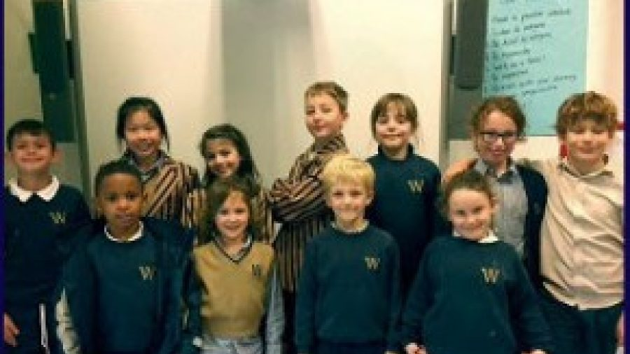 Video: Our first School Council meeting
