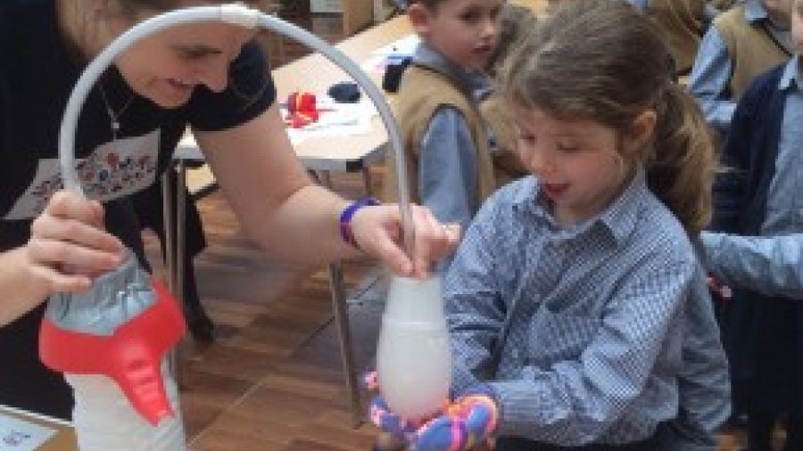 Wandsworth Prep's Science Week