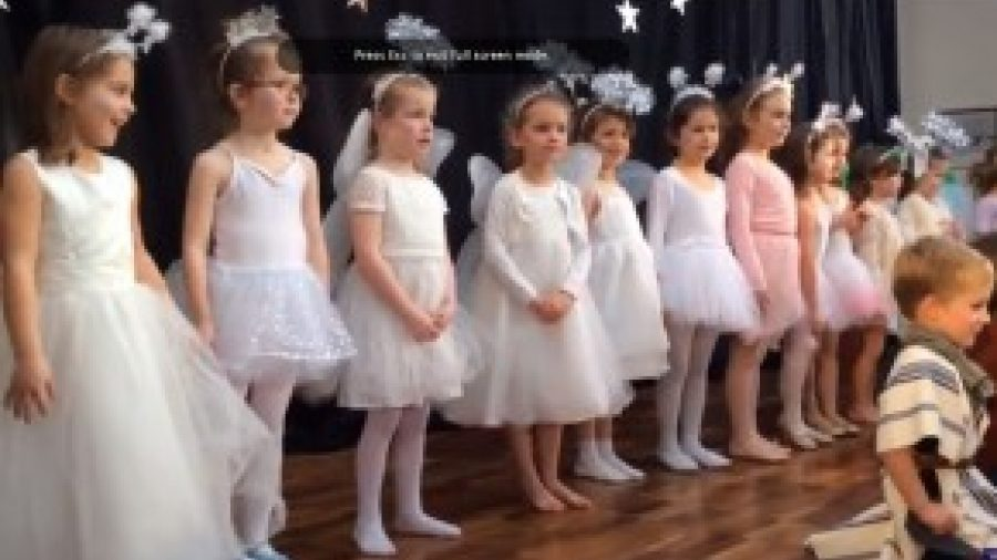 VIDEO: Reception and Year 1 Nativity