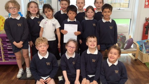 Year 1 Poetry to be Published in Special Anthology