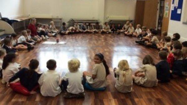 Dance at Wandsworth Prep