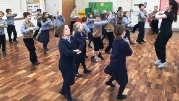 Pupils Enjoy Workshop on British Values