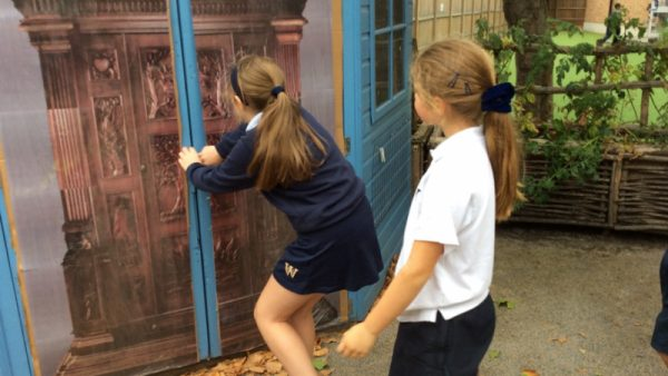 Upper School Escape to Narnia