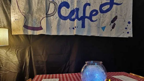 The Poetry Cafe 2021 - The Power of a Poem
