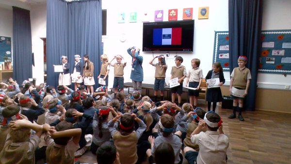 Le français, c'est fantastique !