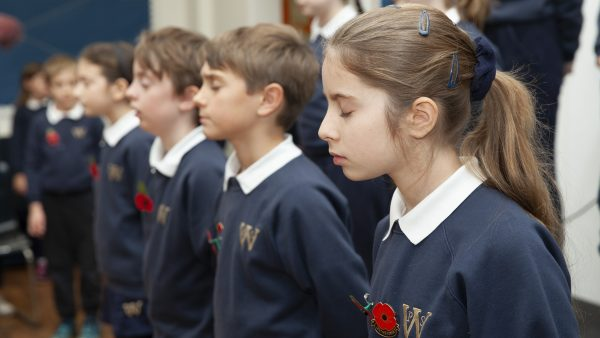 An emotional Remembrance Day for all