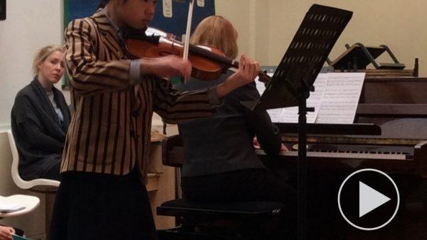 Magnificent Musicians Flourish at Music Recital