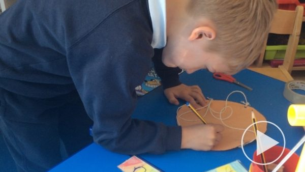 Pupils Turn Scientists for Science Fortnight