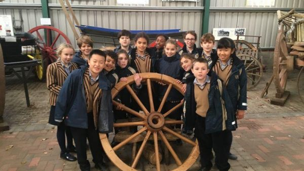 Upper School Visit Rural Life Centre